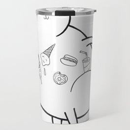 Fatty Catty Travel Mug