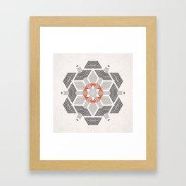 Kalei2 Framed Art Print