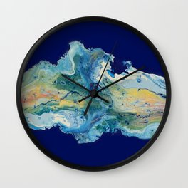 La Pau Wall Clock