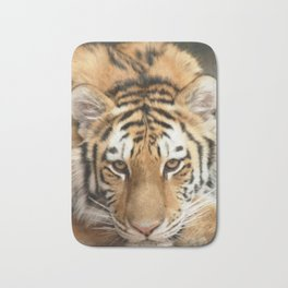 Tiger Eyes Bath Mat