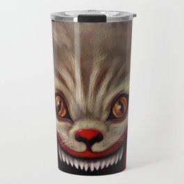 Hausu Cat Travel Mug