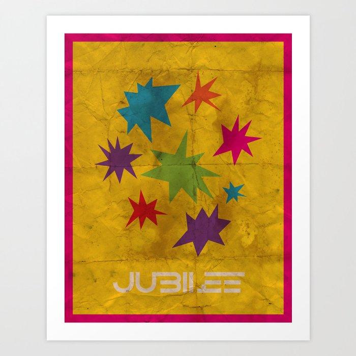 Minimalist Jubilee Art Print