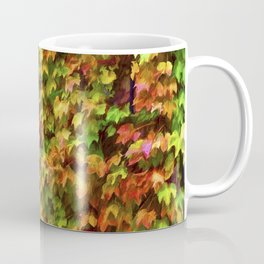 Wall of Ivy Coffee Mug