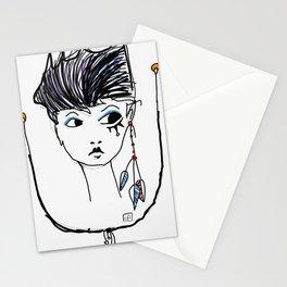 Tribal Attitude Stationery Cards
