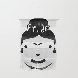 Frida Wall Hanging