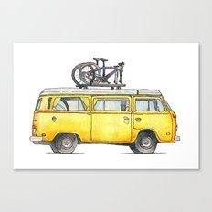 Transport Canvas Print