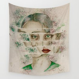 Gone as in never coming back Wall Tapestry