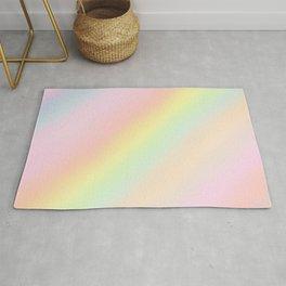 holographic iridescent rainbow 1 Rug