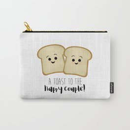 A Toast To The Happy Couple! Carry-All Pouch