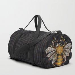 Crystal bumblebee Duffle Bag