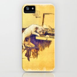 Dogs Large and Small, Ideal for Dog Lovers (41) iPhone Case