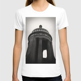 London House Hotel Chicago Architecture T-shirt