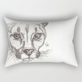 Night Stalker Rectangular Pillow