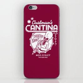 Chalmun's Cantina iPhone Skin
