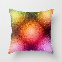 Flagellar Apparatus Throw Pillow