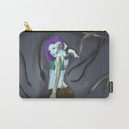 Cyberpunk Carry-All Pouch