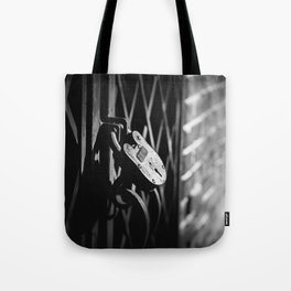 Locked Away Tote Bag