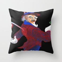 Unkie Samuel Throw Pillow