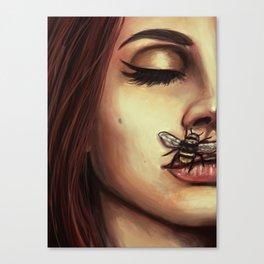 Dark Paradise Canvas Print