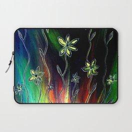 Flower Bursts Laptop Sleeve