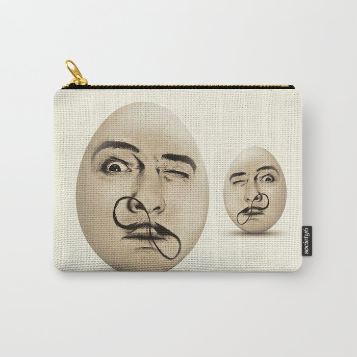 DALI #EGGS Carry-All Pouch