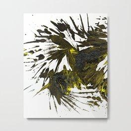 Imprints Of Nature Series - 1751.MP-3.011514 Metal Print