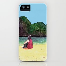 The Earth has Music! iPhone Case