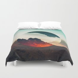Second Sphere Duvet Cover