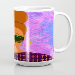 Shades n Crosses Coffee Mug
