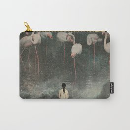 Hanging on to a Dream Carry-All Pouch