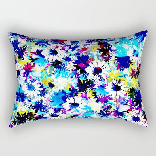 Floral 2 Rectangular Pillow