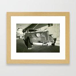 Cadillac Lasalle  Framed Art Print