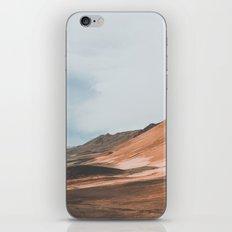 Þjóðvegur, Iceland IV iPhone & iPod Skin