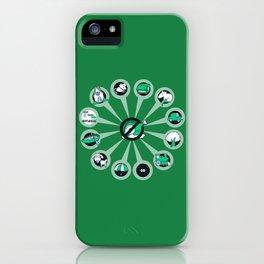 Where I Like Them iPhone Case