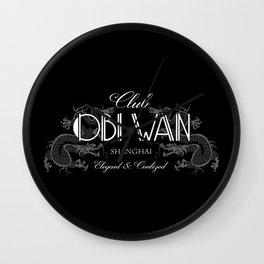 Club Obi Wan Wall Clock