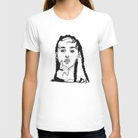 cactei T-shirts featuring FKA Twigs by ☿ cactei ☿