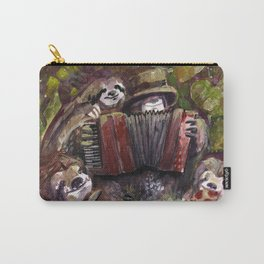 accordion sloth Carry-All Pouch