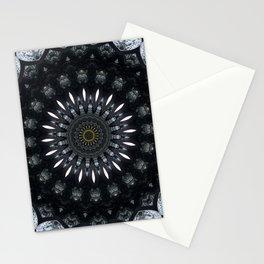 Gothic Romance Mandala Stationery Cards