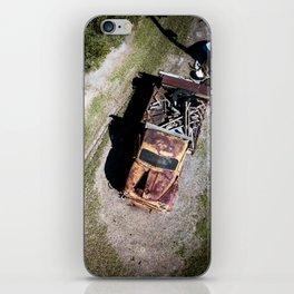 Farm Truck iPhone Skin