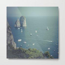 Amalfi coast 4 Metal Print