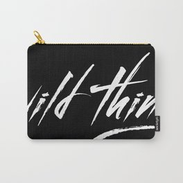 Wild thing black Carry-All Pouch