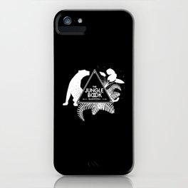 The Jungle Book - Bagheera panther black iPhone Case