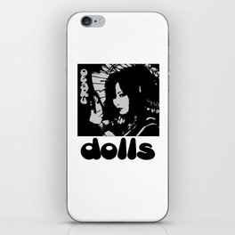 Otaku dolls iPhone Skin