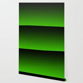 Black and Grass Green Gradient 055 Wallpaper