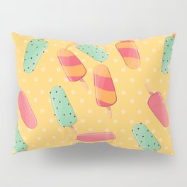Ice cream 004 Pillow Sham