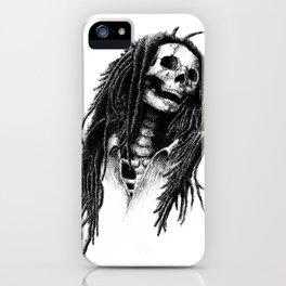 the Legend of Reggae iPhone Case