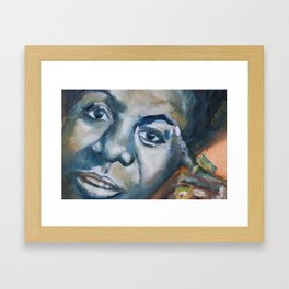 I Wished I Knew How Framed Art Print