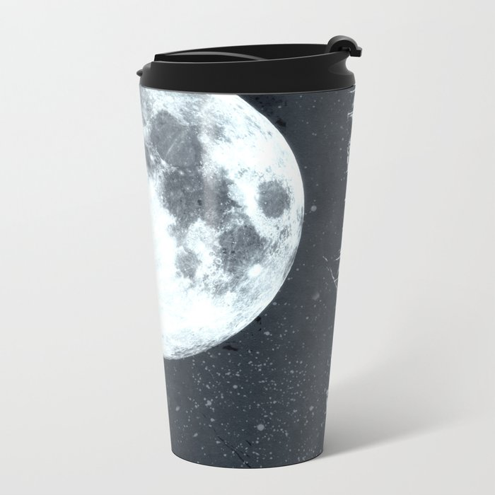 LVNA Metal Travel Mug
