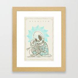 REUNITED Framed Art Print