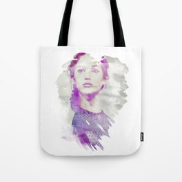 The Hunger (Watercolor) Tote Bag